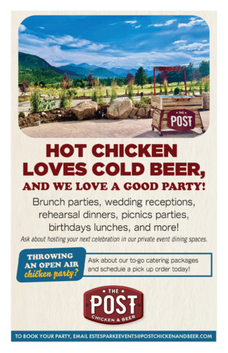 Hot chicken loves cold beer, and we love a good party!